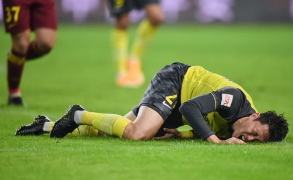 记者:高准翼右膝韧带损伤,大概率缺席恒大下轮比赛