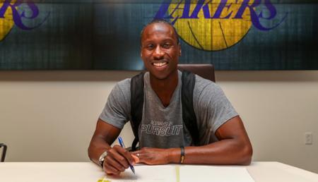 安德烈-英格拉姆成为NBA发展联盟球员工会主席