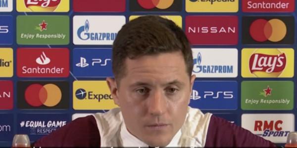 埃雷拉:去年欧冠逆转巴黎前,曼联球员觉得晋级希望不大