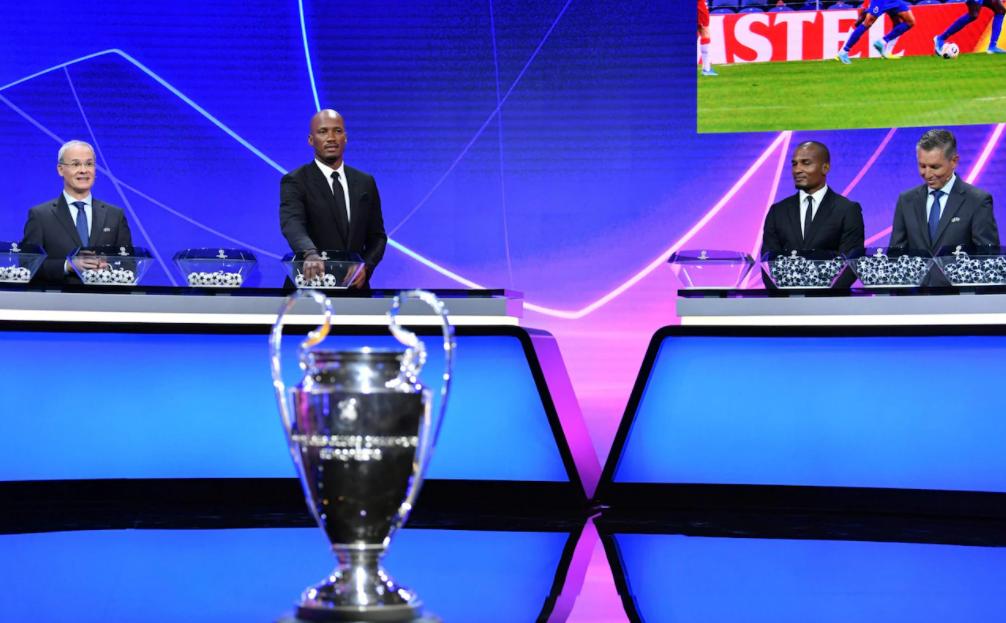 电讯报:欧足联考虑2024/25赛季欧冠扩军至36支球队