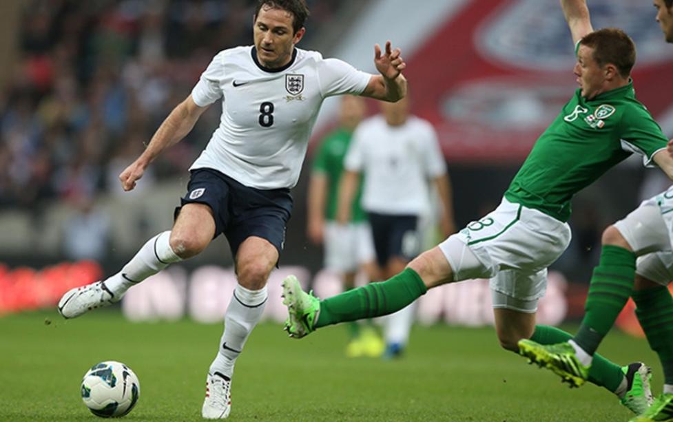官方:英格兰11月12日将在温布利与爱尔兰进行热身赛