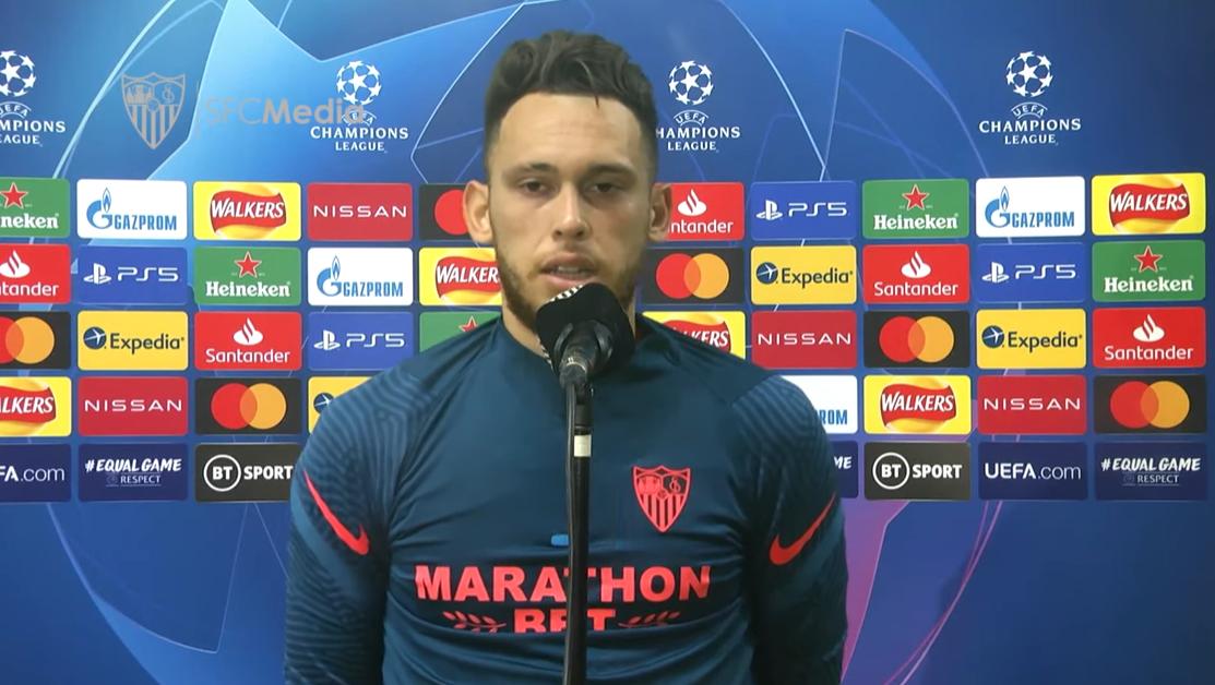 奥坎波斯:塞维利亚表现比切尔西更好,完成能取胜