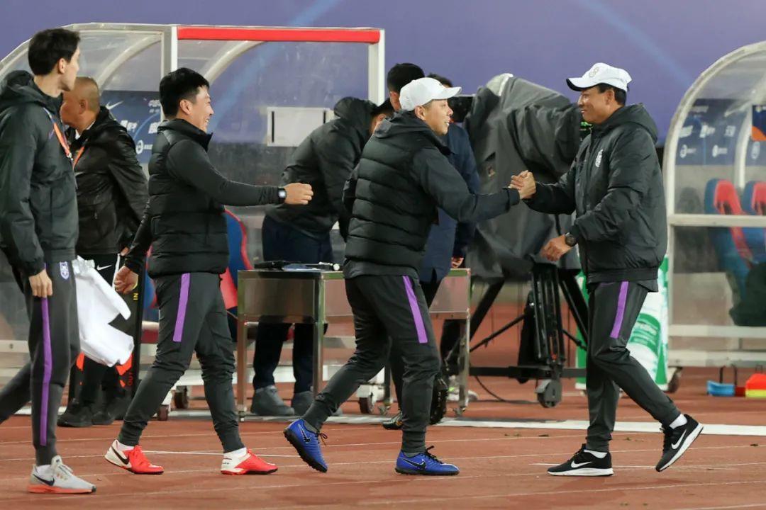 王宝山:一胜保级规则又不是泰达定的;赛后为艾哈洒泪