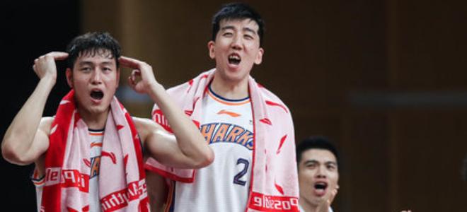 团队篮球!上海男篮7人得分上双击败四川