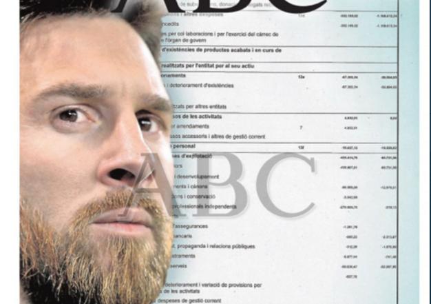 梅西基金会起诉ABC报不实报道胜诉,赔偿将捐给医院