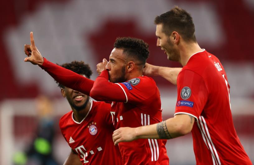 真天选之人!托利索在19场欧冠比赛中为拜仁直接贡献12球