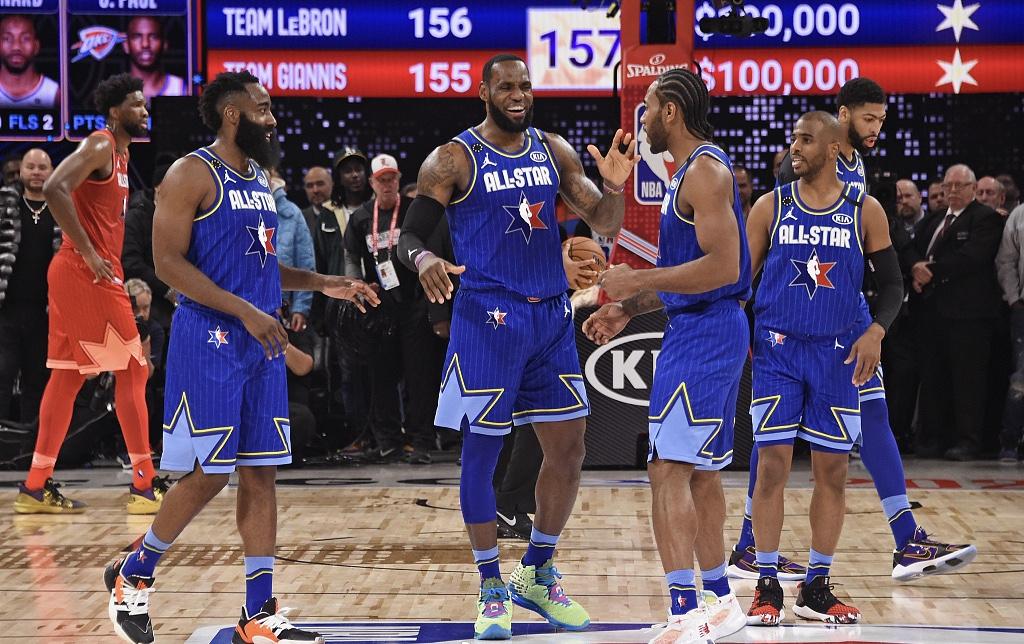 NBA考虑取消下赛季全明星周末,改为赛季中休息两周
