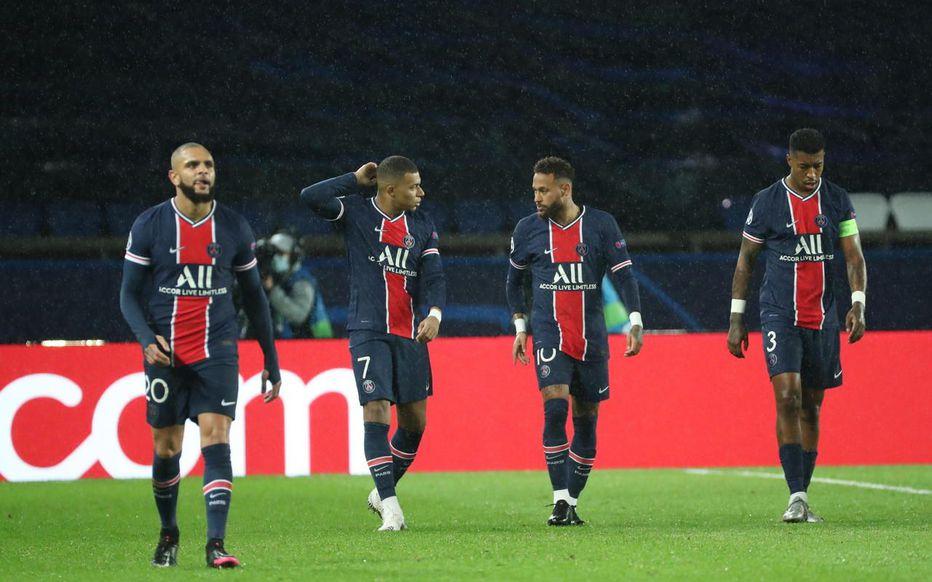 法媒:今晚对阵第戎的联赛,巴黎有8名球员不确定能出场