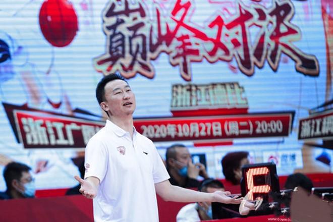 刘维伟:年轻队伍要戒骄戒躁,信心应与训练相结合