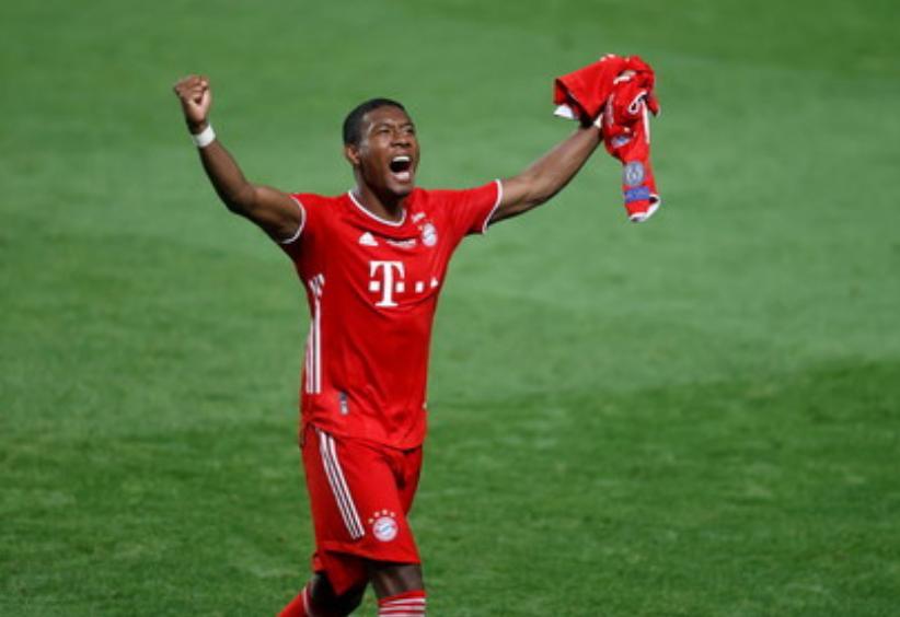 法尔克:阿拉巴与拜仁的第三轮续约谈判以失败告终