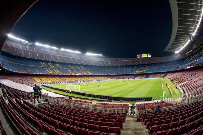 西班牙各大区同意空场比赛,西甲球队欧战将没有球迷入场