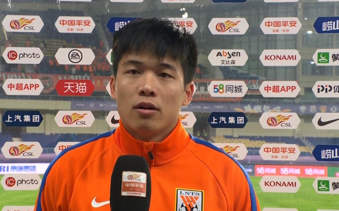 段刘愚:赛前做好了与对手互攻的准备,能赢球
