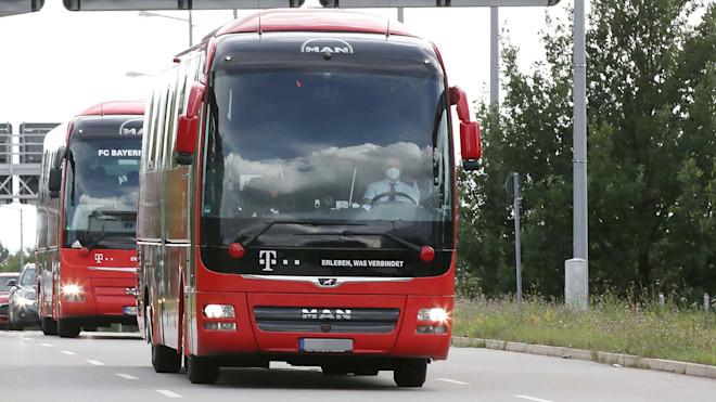 特别近!拜仁将坐大巴去萨尔茨堡踢欧冠,距离仅140公里