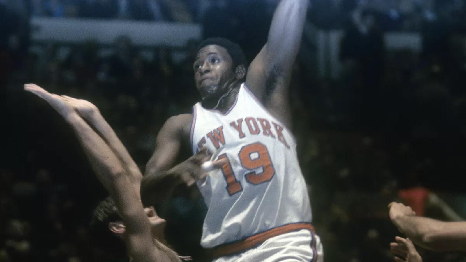 53年前的今天,里德狂砍53分18篮板带领尼克斯击败湖人