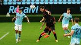 大卫-席尔瓦头球破门 收获回归西甲后个人首粒进球