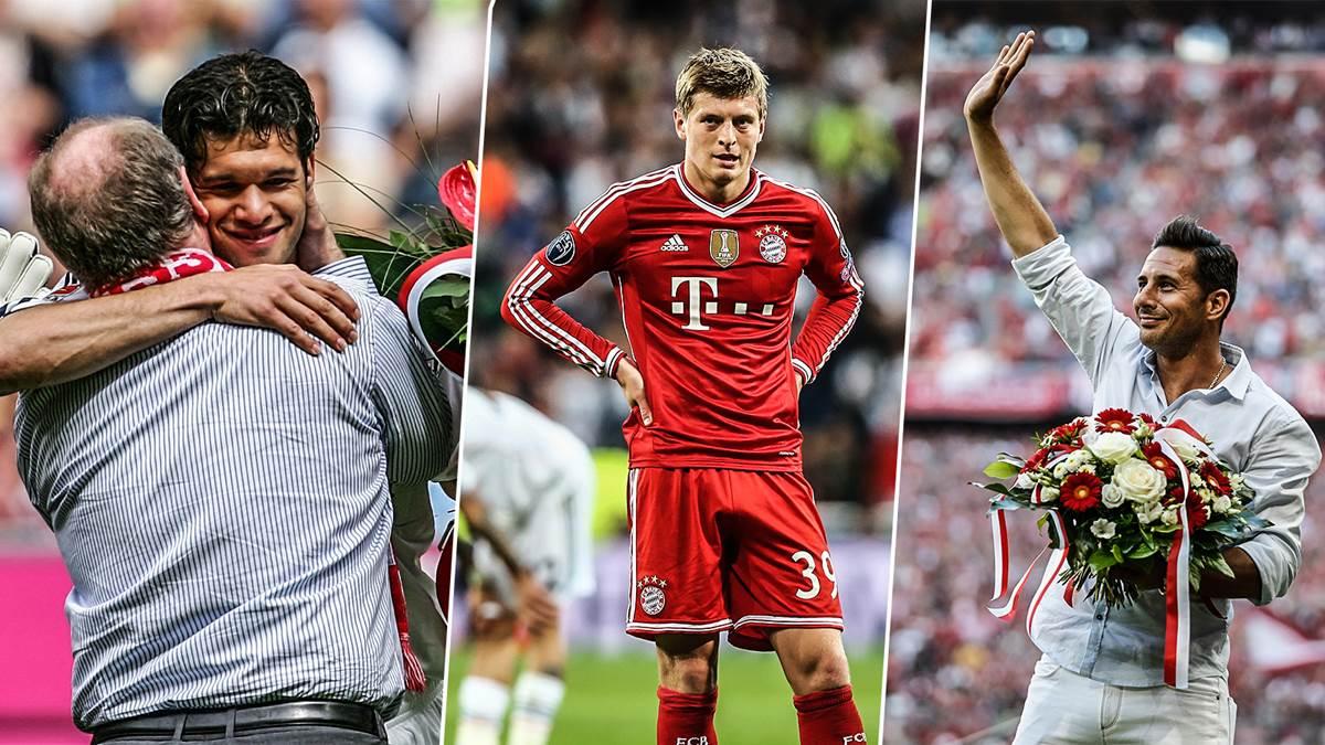 德媒盘点因合同分歧而离队的拜仁球员:巴拉克克罗斯在列