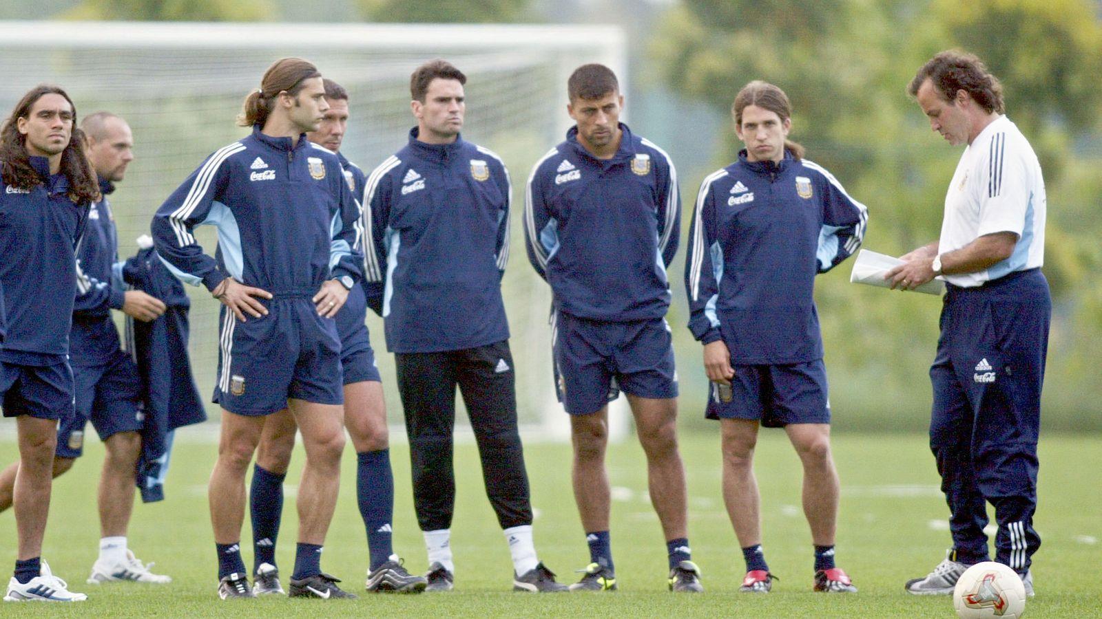 波切蒂诺专大发体育访:贝尔萨还在阿根廷时,他就领先了世界20年