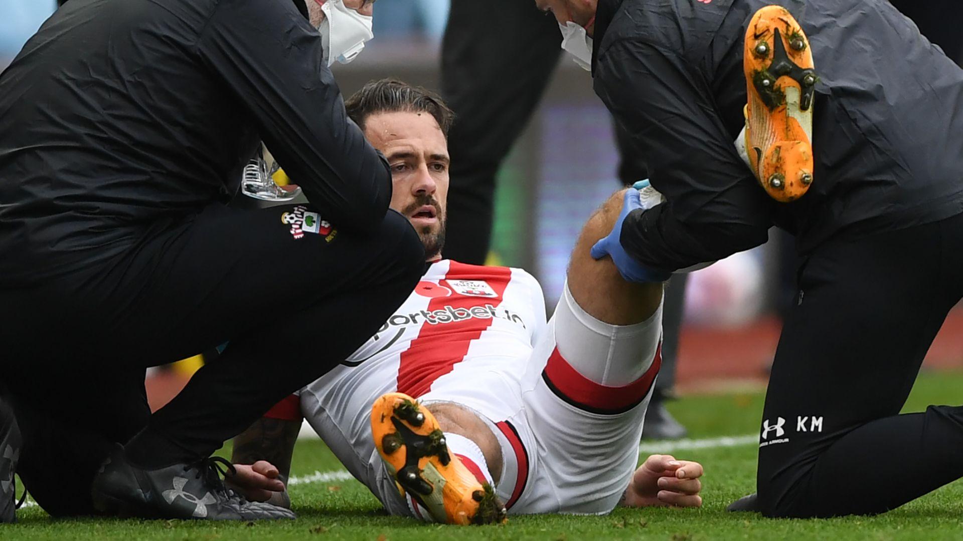 官方:英斯将于本周四接受膝盖手术,预计缺席6周