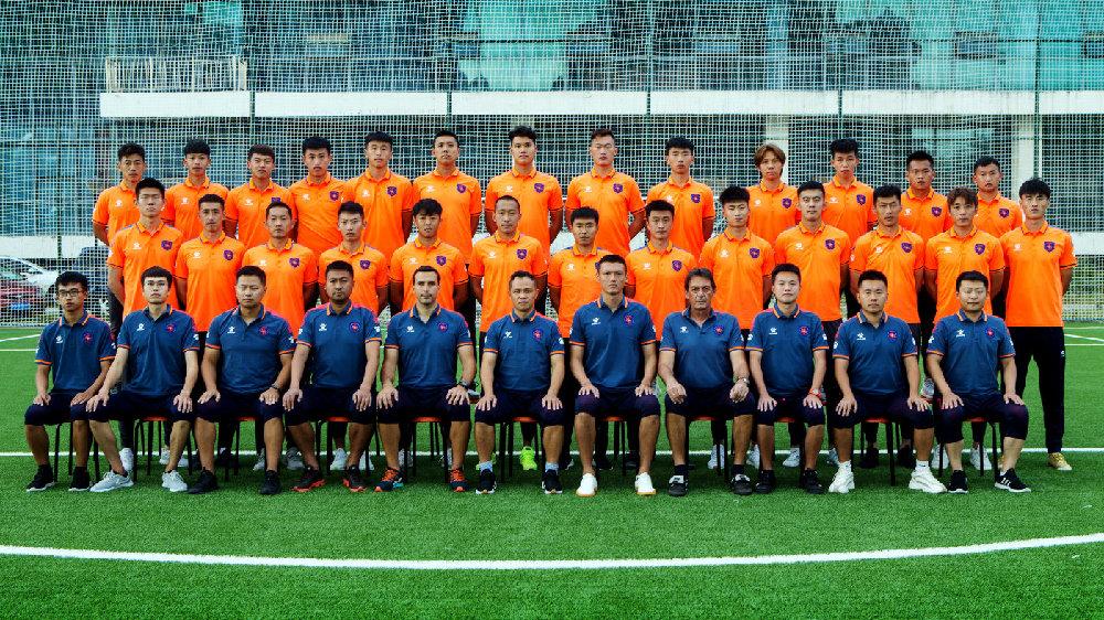 青岛中能官方:朱炯及其教练团队集体下课