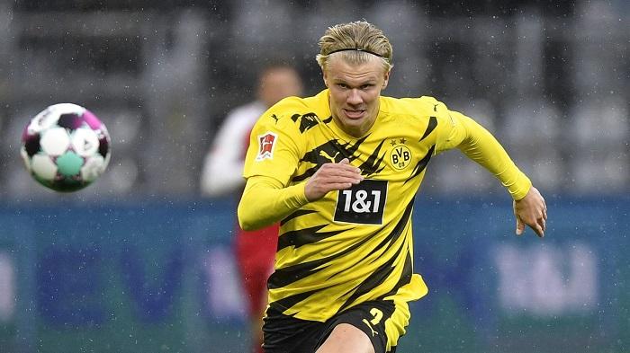 体图:拜仁曾多次有意签下哈兰德,但都没成功
