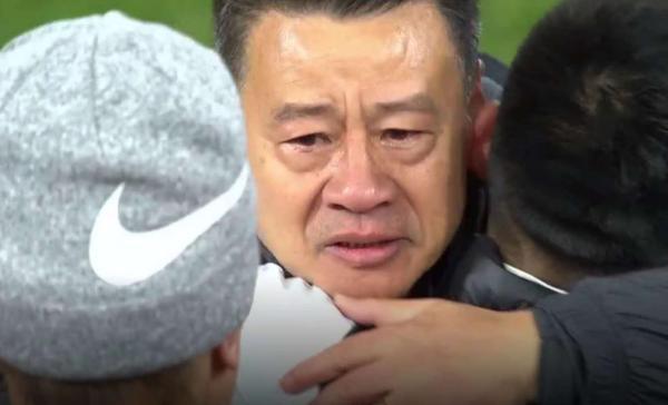 吴金贵:去青岛执教突破自己的舒适区,这个赛季太难了