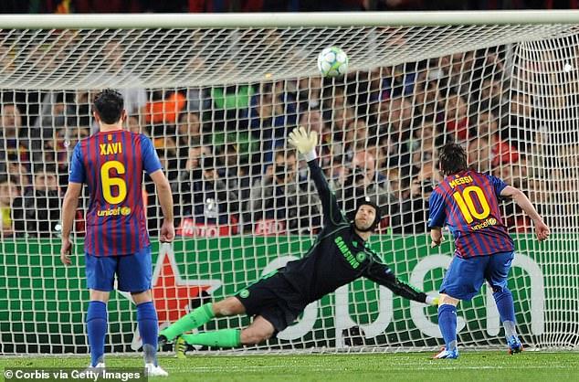 切赫:在切尔西时梅西从未攻破我的球门,这让我很自豪