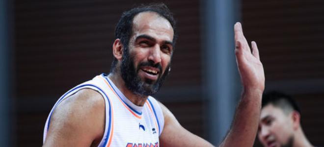 哈达迪CBA生涯总篮板数超王治郅,上升至历史第8位