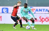 意甲补赛:卢基奇破门佩莱格里尼乌龙 热那亚1-2都灵