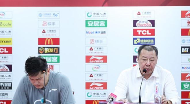 吴庆龙:连输两场影响心500万彩票官网态,团结思想促成胜利
