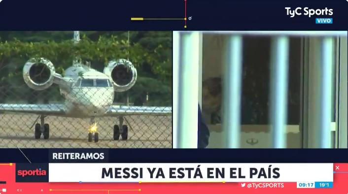 又是一波顺风机!梅西带几位国家队队友回阿根廷集训