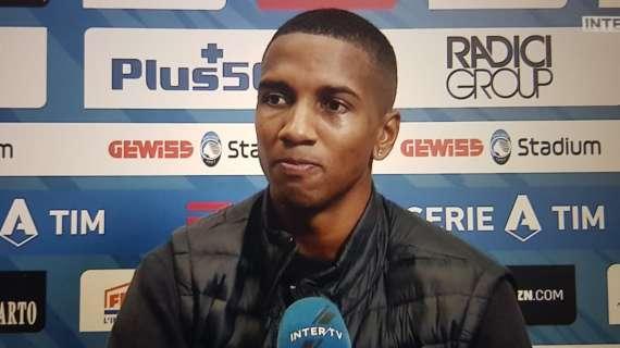阿什利扬:很高兴能为劳塔罗亚博最新域名送出助攻,球队有点太累了