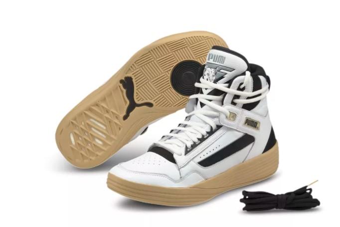 库兹马谈为PUMA设计的篮球鞋:我也有我的见解