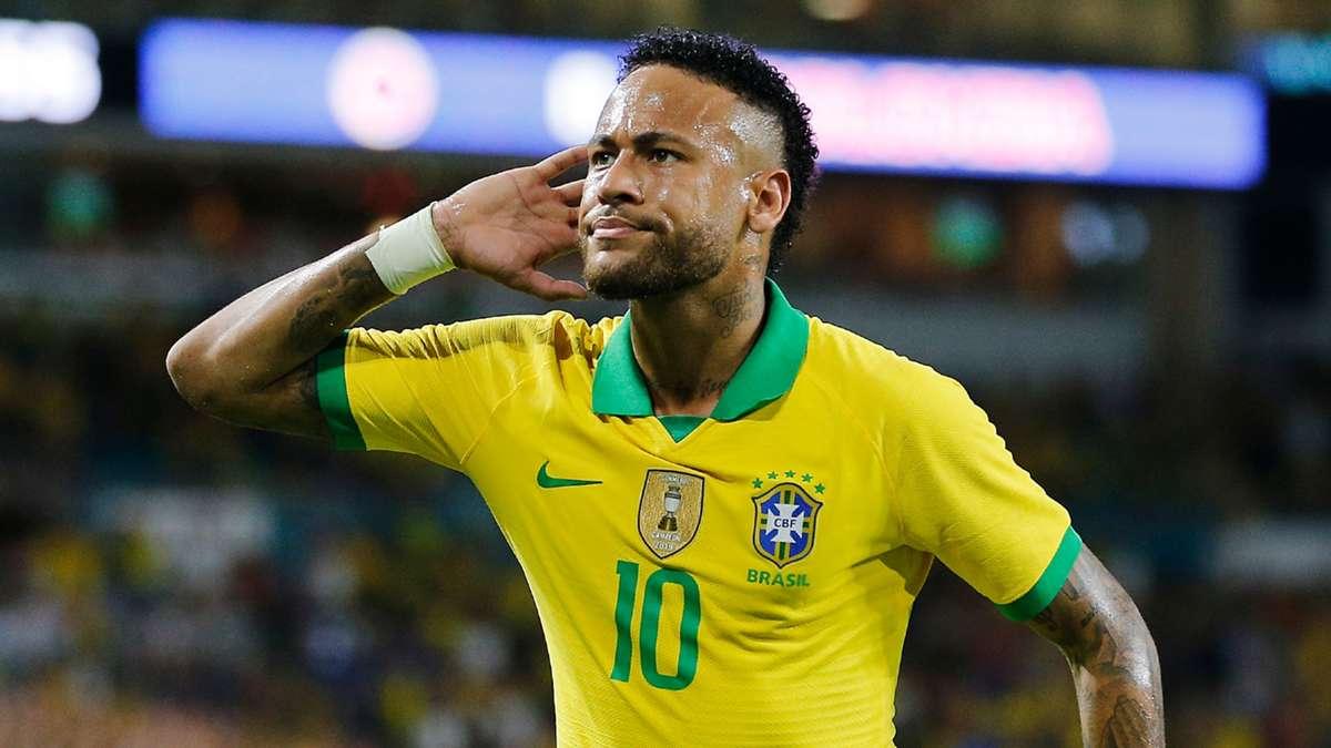 热苏斯:就算内马尔缺阵,巴西也可以踢得很好