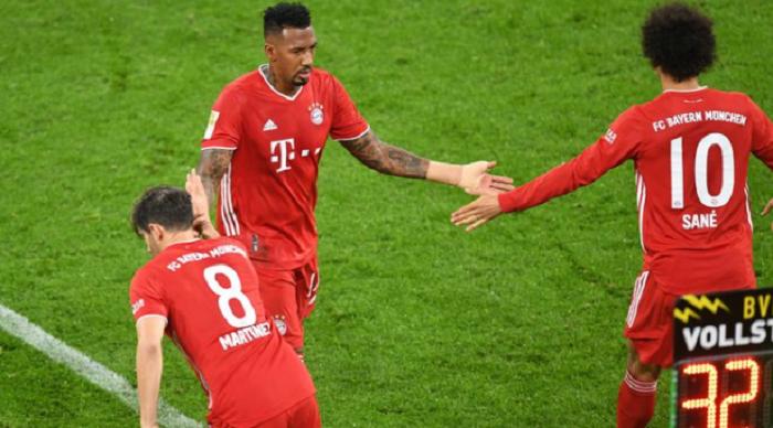 图片报:因为博阿滕的伤病,拜仁认为他很难持续踢满全场