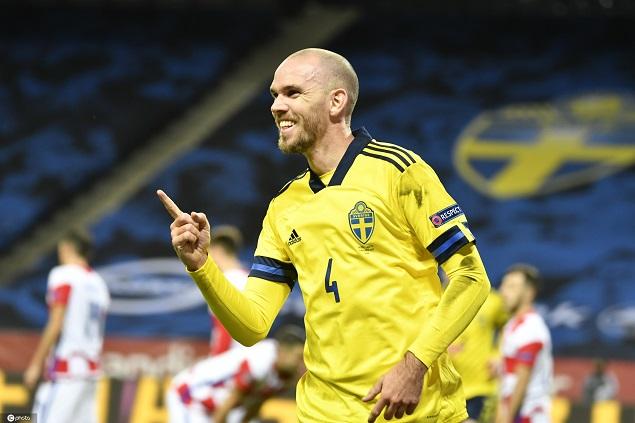 《【恒耀品牌】欧国联:中超外援丹尼尔森破门+乌龙球,瑞典2-1克罗地亚》