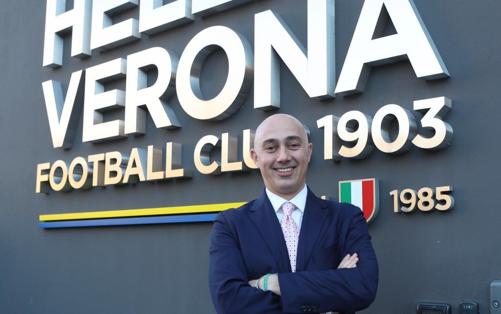 投名状?曾导致罗马判负的秘书长正式加入受益球队维罗纳