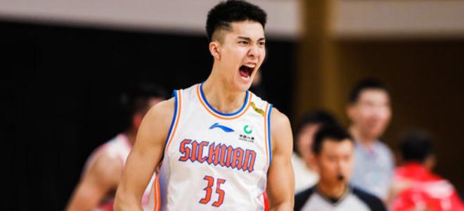朱松玮当选第一期月度最佳星锐球员