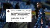 佩佩为红牌道歉:在至关重要的时刻,我让球队失望了