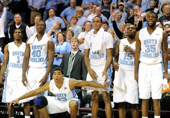 哈里森-巴恩斯晒北卡旧照:等大学篮球开赛的心情