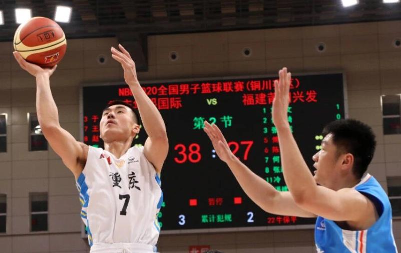 NBL第十二轮:寸守伟21分广西大胜,王思奇25分重庆4连胜