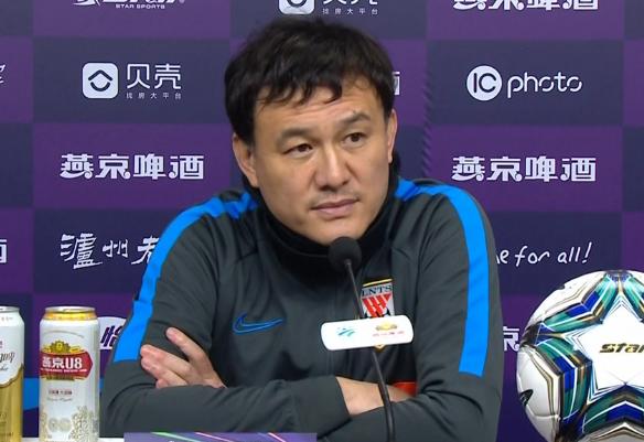 郝伟:对最后时刻感到失望,没把队员调整好是我的责任