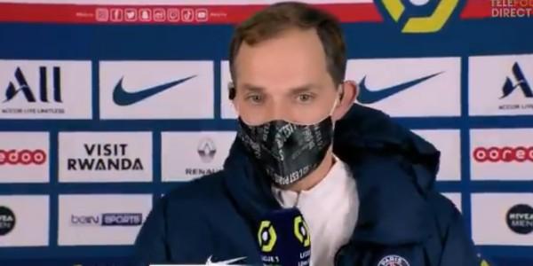 图赫尔:输给里昂的比赛我们踢得很疲惫,表现非常差劲