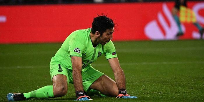 布冯:巴黎被曼联逆转的比赛,每周出现在我脑海里3-4次